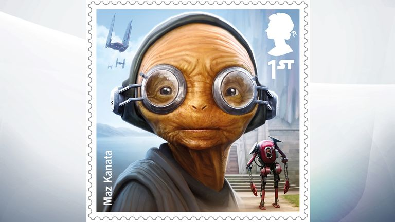 Maz Kanata is a boisterous ex-pirate and friend to the Jedi