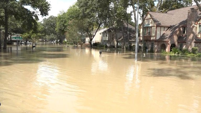 Flooding is getting worse in parts of Texas