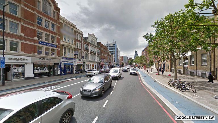 Whitechapel Road