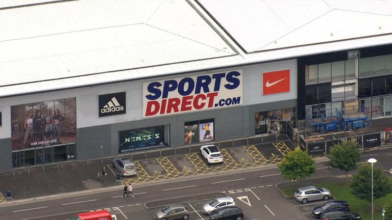 Sports Direct is a FTSE 250 company majority-owned and run by Mike Ashley