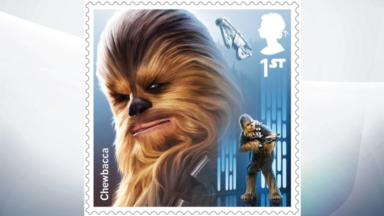 Chewbacca was one of the heroes of the Rebellion, and a co-pilot and companion to Han Solo