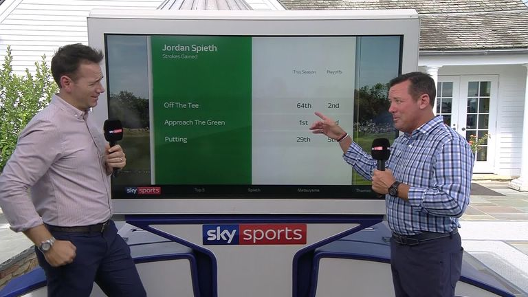 BMW Championship preview | Video | Watch TV Show | Sky Sports