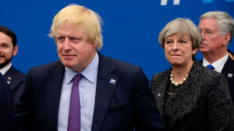 May and Johnson