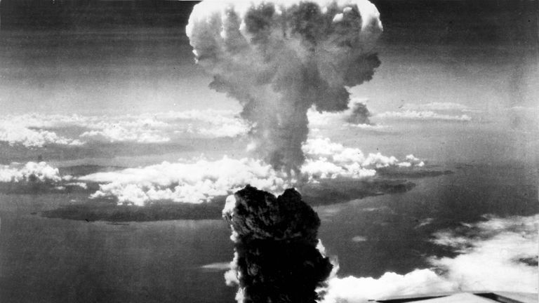 The latest blast was larger larger than the bomb dropped on Japan's Nagasaki in 1945