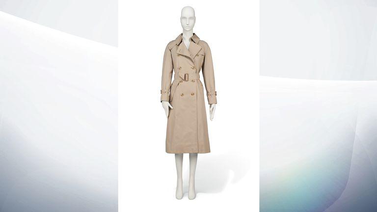 1980s Burberry trench-coat - Estimate: £6,000-9,000