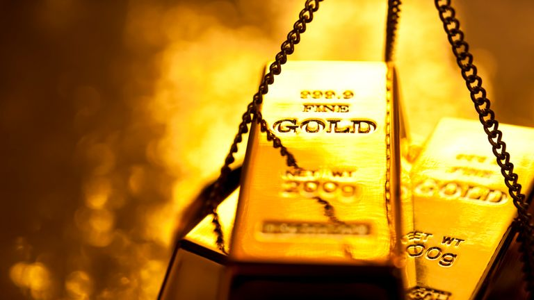 How gold distorts Britain's trade balance