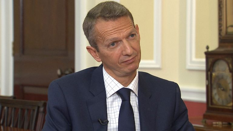 Andy Haldane says a rates rise would be a 'good news story'