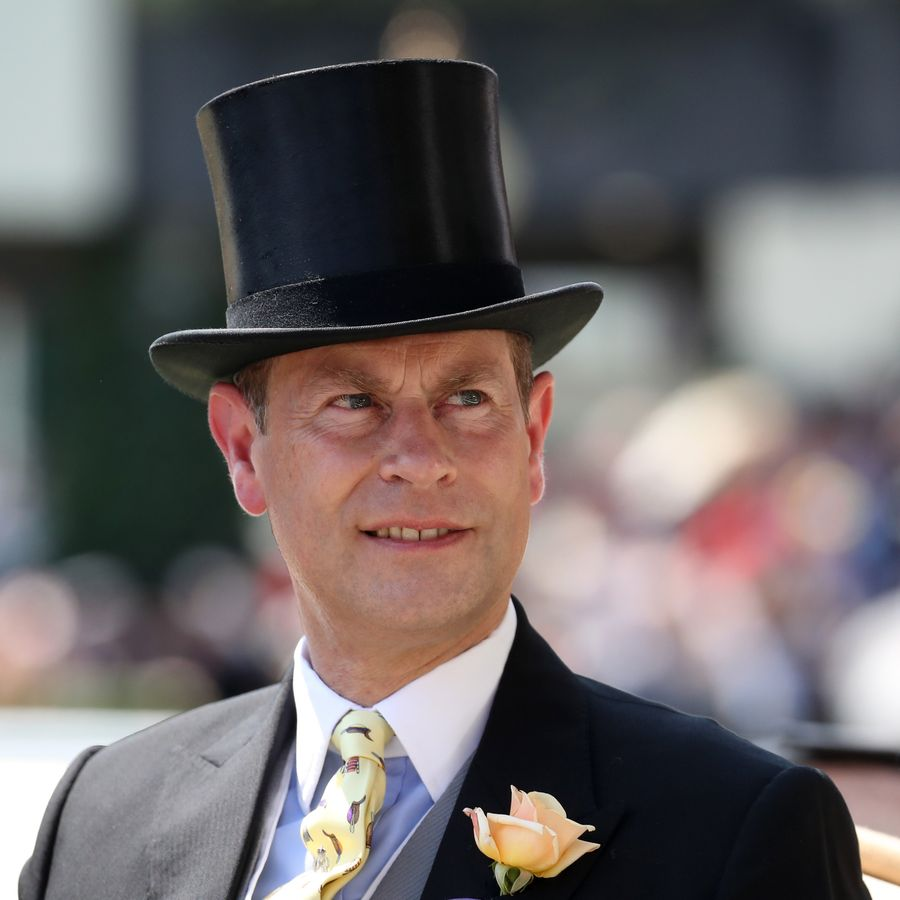 Prince Edward, Earl of Wessex attends Royal Ascot 2017