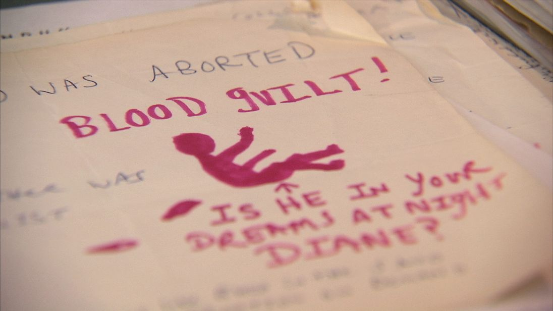 Diane Munday, abortion campaigner, received a lot of hate mail in the 1960s
