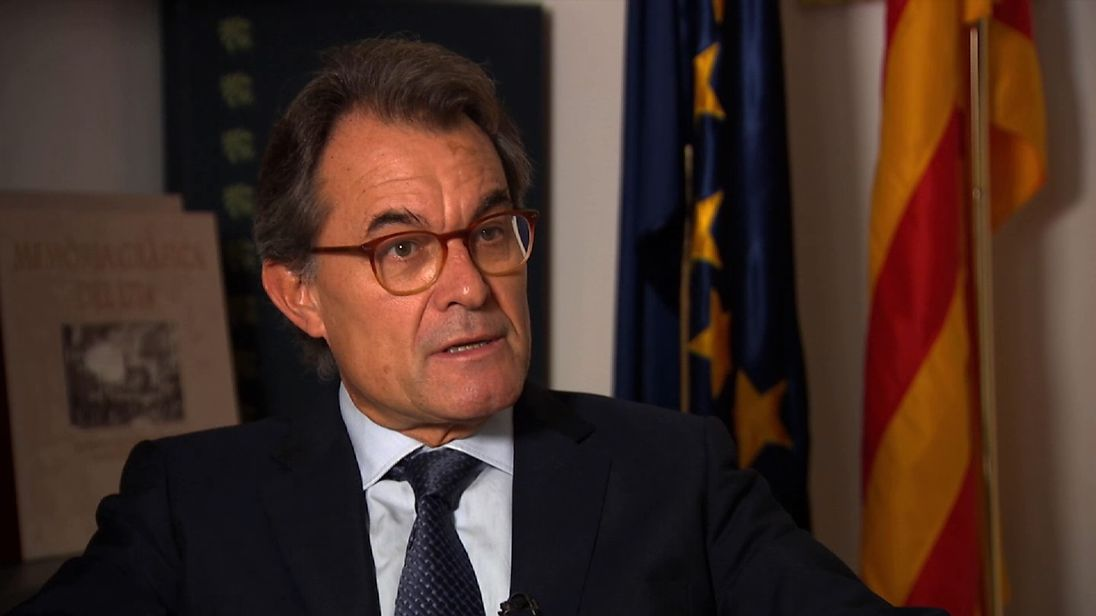Former president of Catalonia warns of possible civil unrest over the issue of the region's autonomy