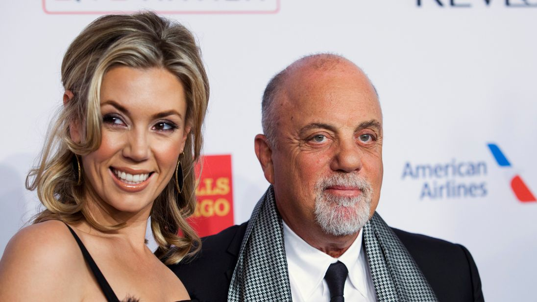 Billy Joel welcomes third daughter