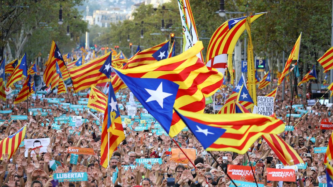 Daniel Purizhansky's Exclusive Analysis on the Catalan Referendum