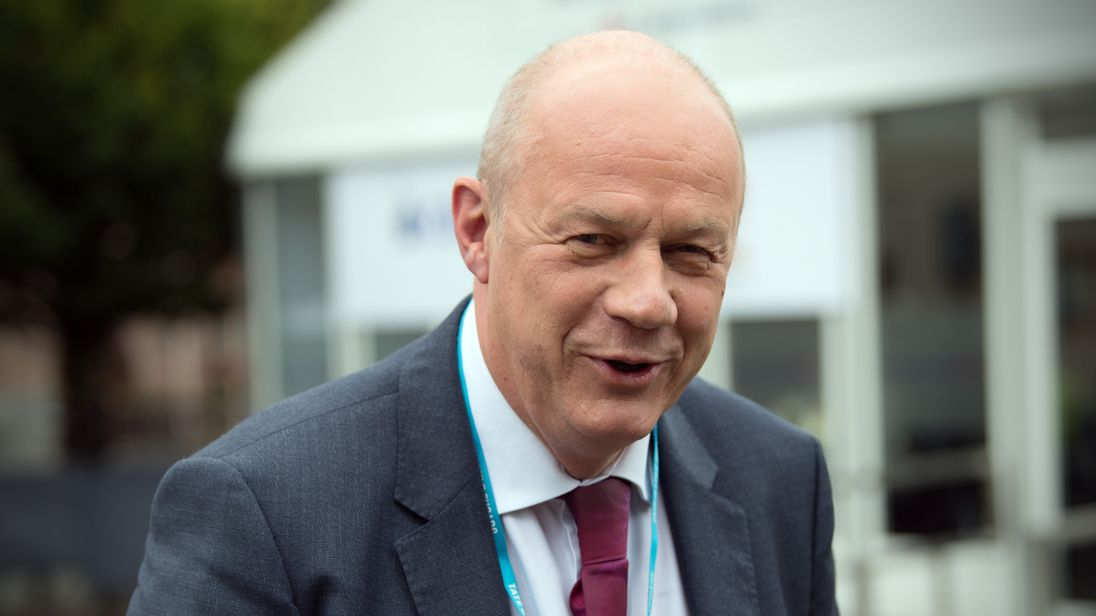 Damian Green Defends Boris Johnson Over