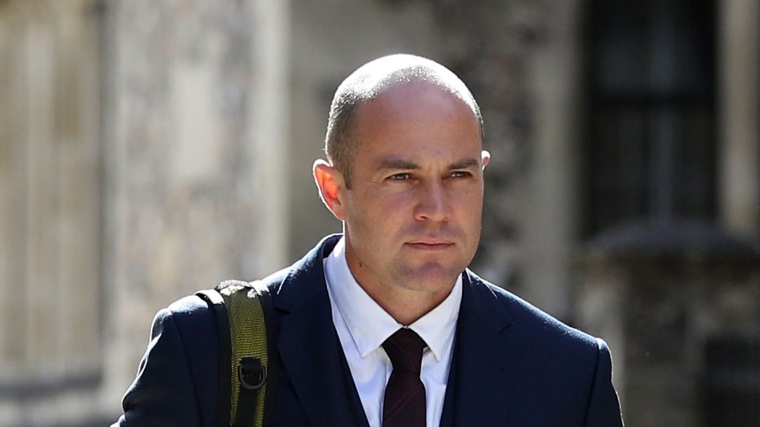 Emile Cilliers denies all the charges against him