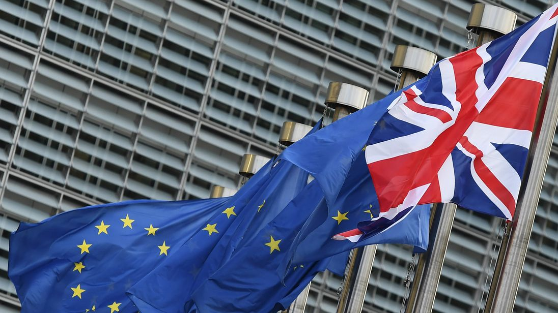 Brexit: UK finance firms near 'point of no return'