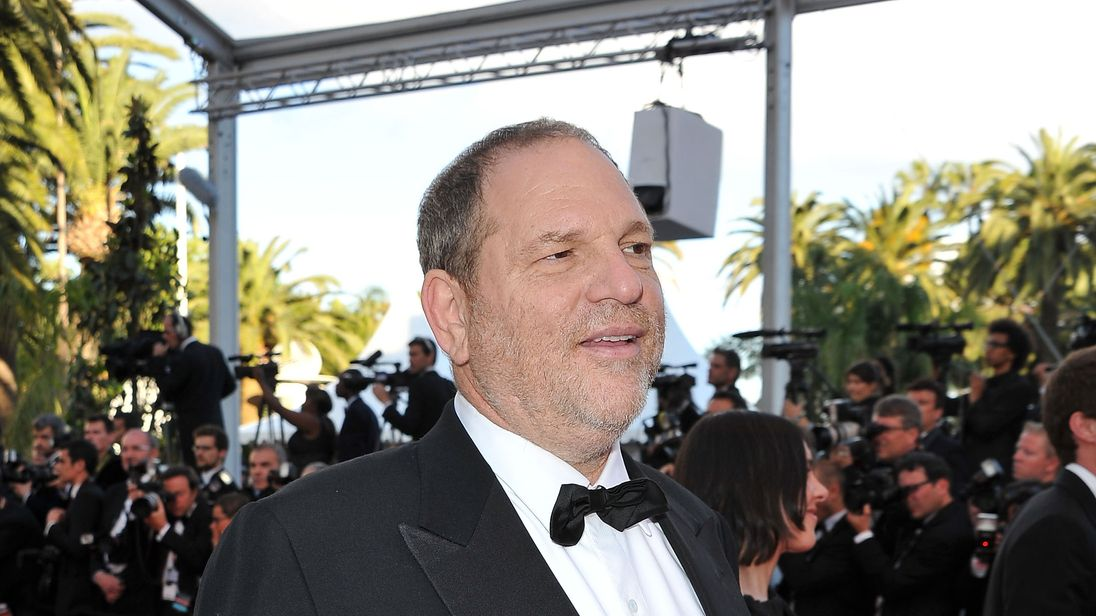 Mira Sorvino's dad wants to 'kill' Harvey Weinstein