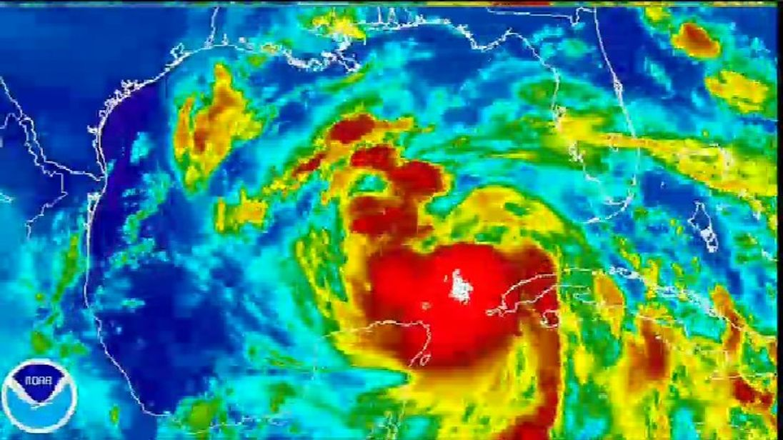 Tropical Storm Nate To Visit Cullman County This Weekend
