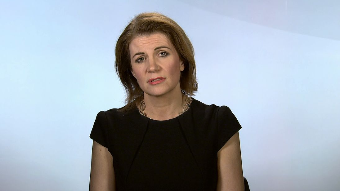 Julia Hartley-Brewer thinks actual harassment cases should be taken seriously