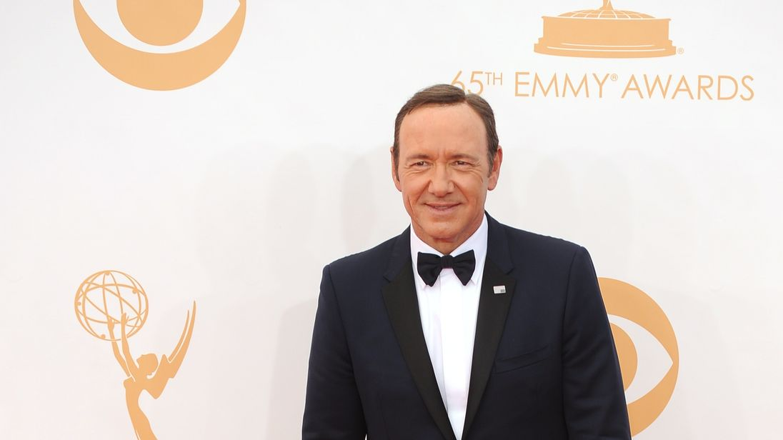 Kevin Spacey 'Seeking Treatment And Evaluation' After Sexual Harassment Allegations