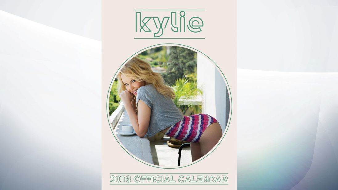 Something for Christmas stockings? Pic: Instagram/@kylieminogue