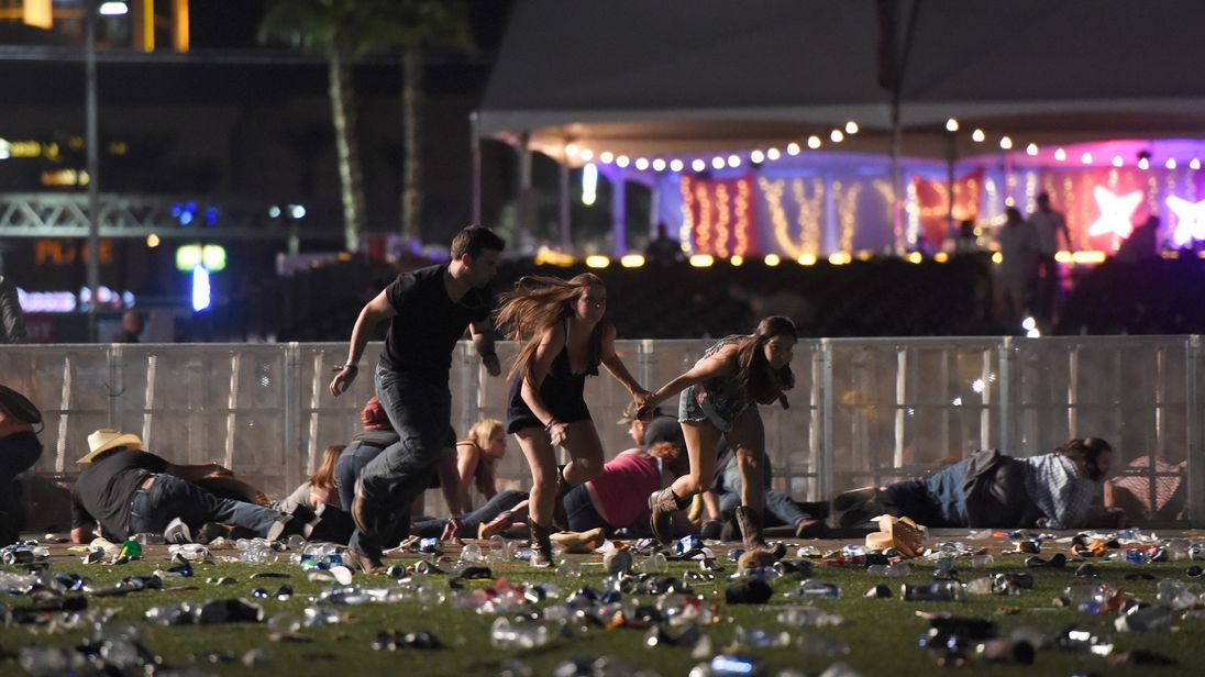 A Familiar, Partisan Response In Congress To Las Vegas Massacre
