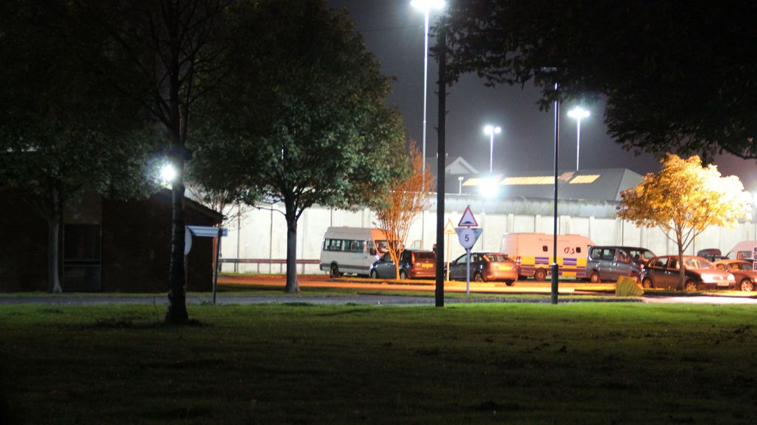 Riot officers called in to Long Lartin prison