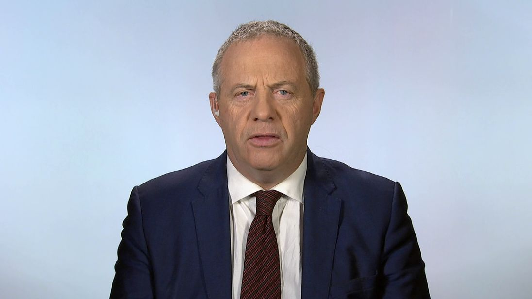 Mabour MP John Mann in the Millbank studio.