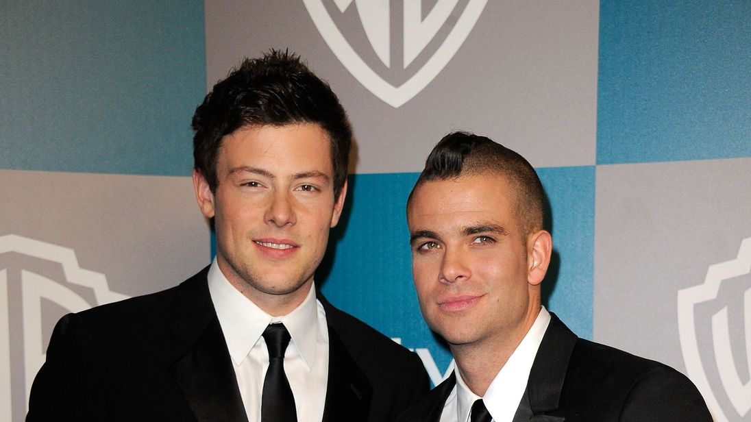 Mark Salling played Puck in the hit series Glee