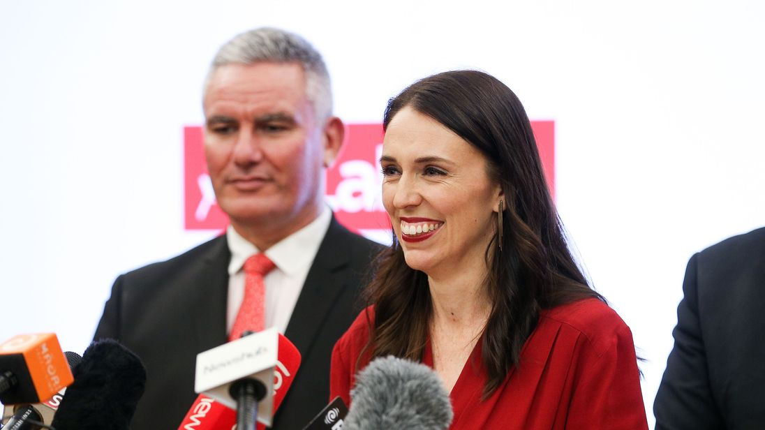 37-year-old Jacinda Ardern will become New Zealand's youngest Prime Minister