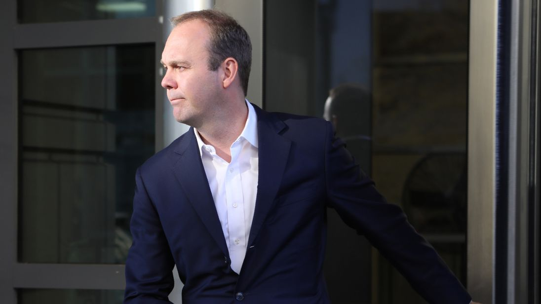 Rick Gates has denied all of the charges against him