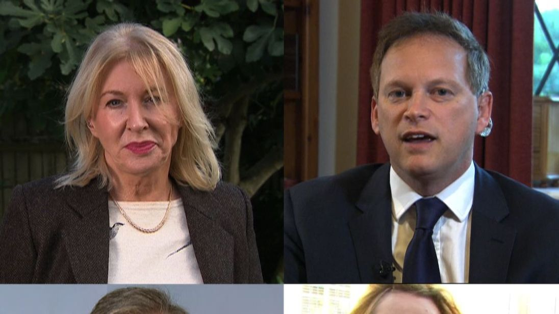 Conservative MPs have spoken out in support of or against Theresa May