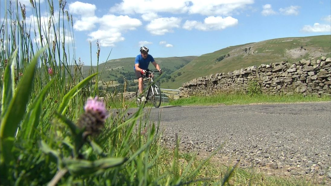 The Yorkshire Dales stretch across thousands of miles