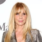 BEVERLY HILLS, CA - JUNE 15: Actress Rosanna Arquette, wearing Max Mara, attends Women In Film 2016 Crystal + Lucy Awards Presented by Max Mara and BMW at The Beverly Hilton on Jun 15, 2016 in Beverly Hills, California. (Photo by Frederick M. Brown/Getty Images)
