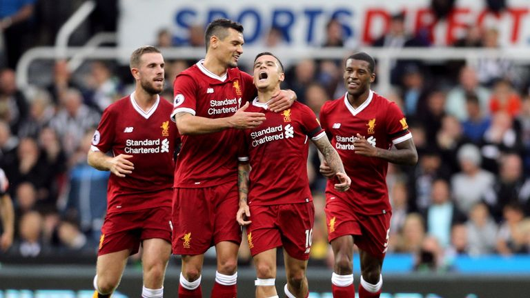 Danny Murphy says Saturday's game at Anfield is bigger for Liverpool than Manchester United and that they need to send a message out