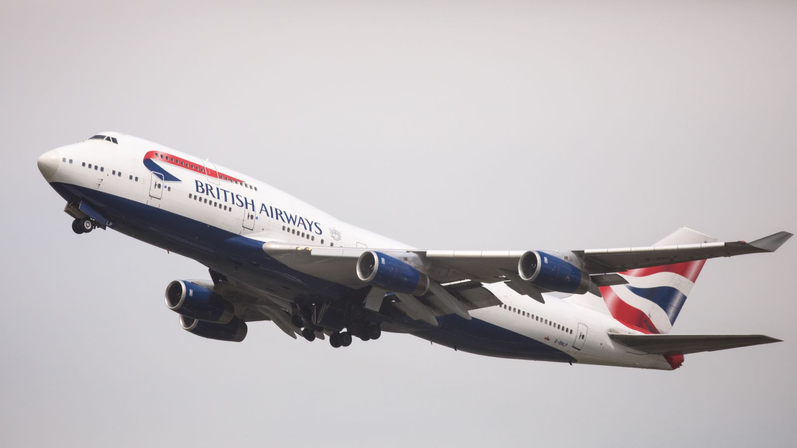 British Airways Drops to Third from Bottom in Satisfaction Survey
