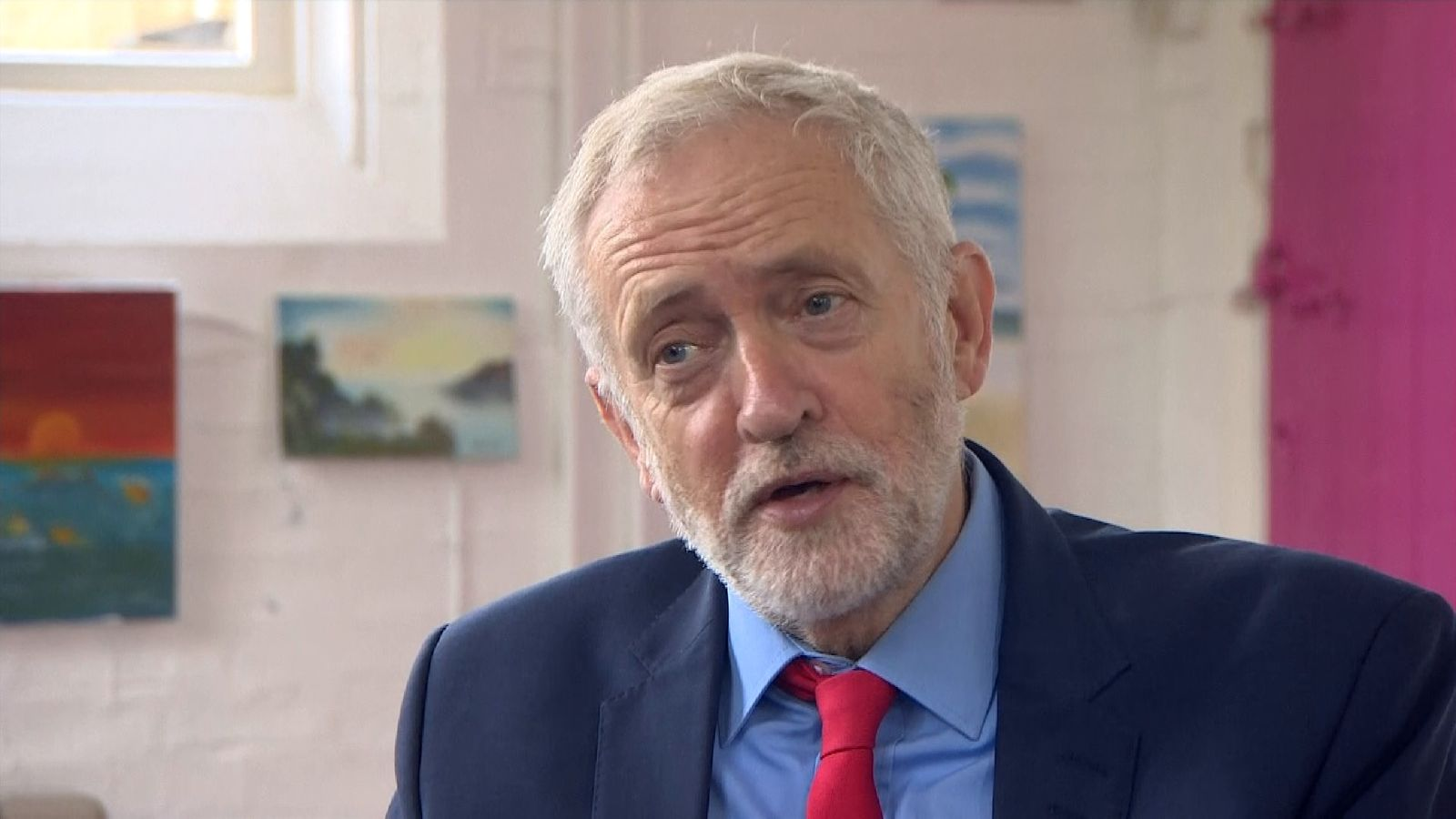 Jeremy Corbyn refuses to say he would have ordered Sally Jones airstrike