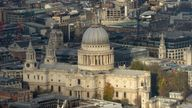 Police were called to St Paul's at 10.30am on Wednesday morning