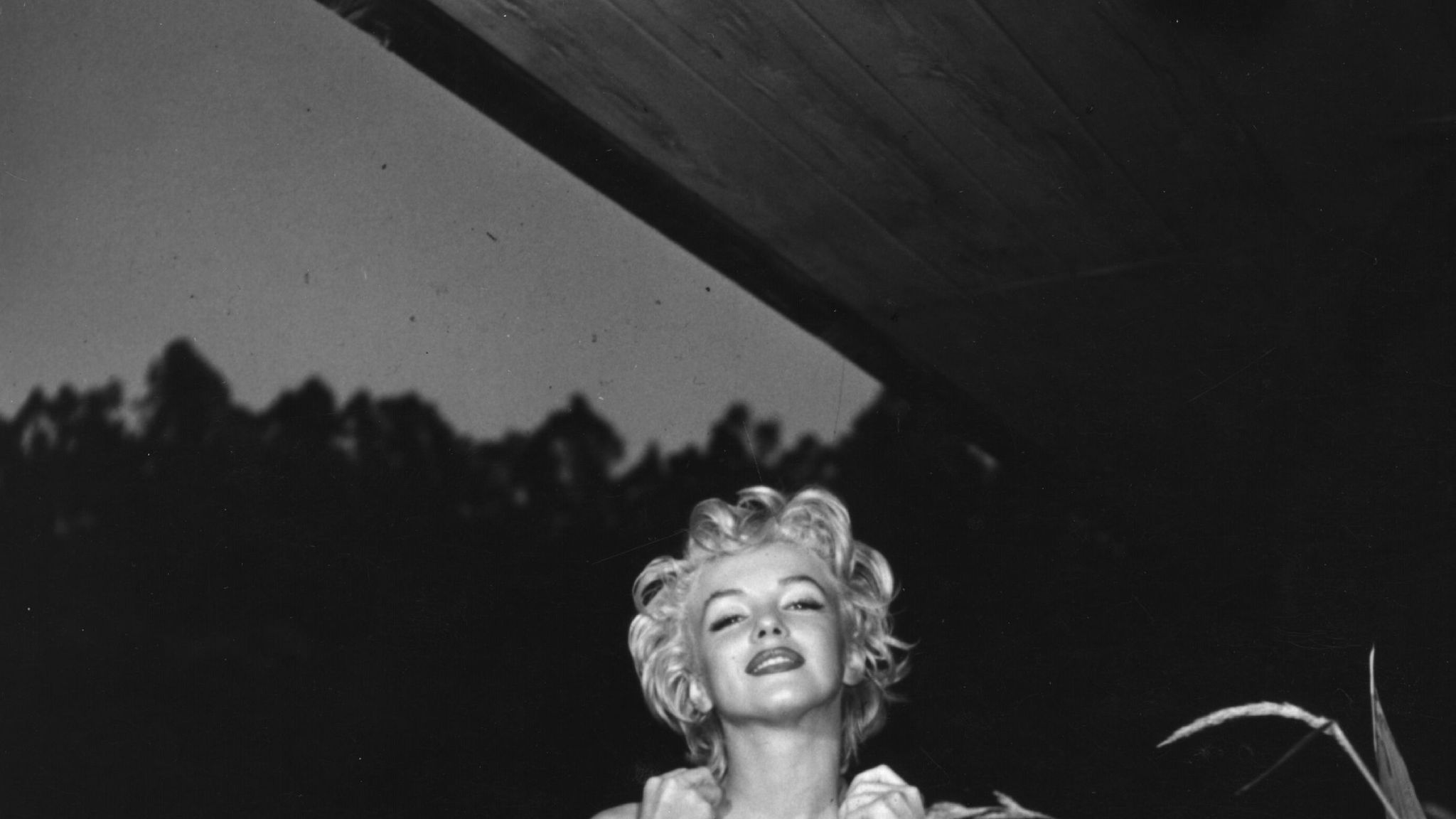 Hollywood film star Marilyn Monroe (Norma Jean Mortenson or Norma Jean Baker