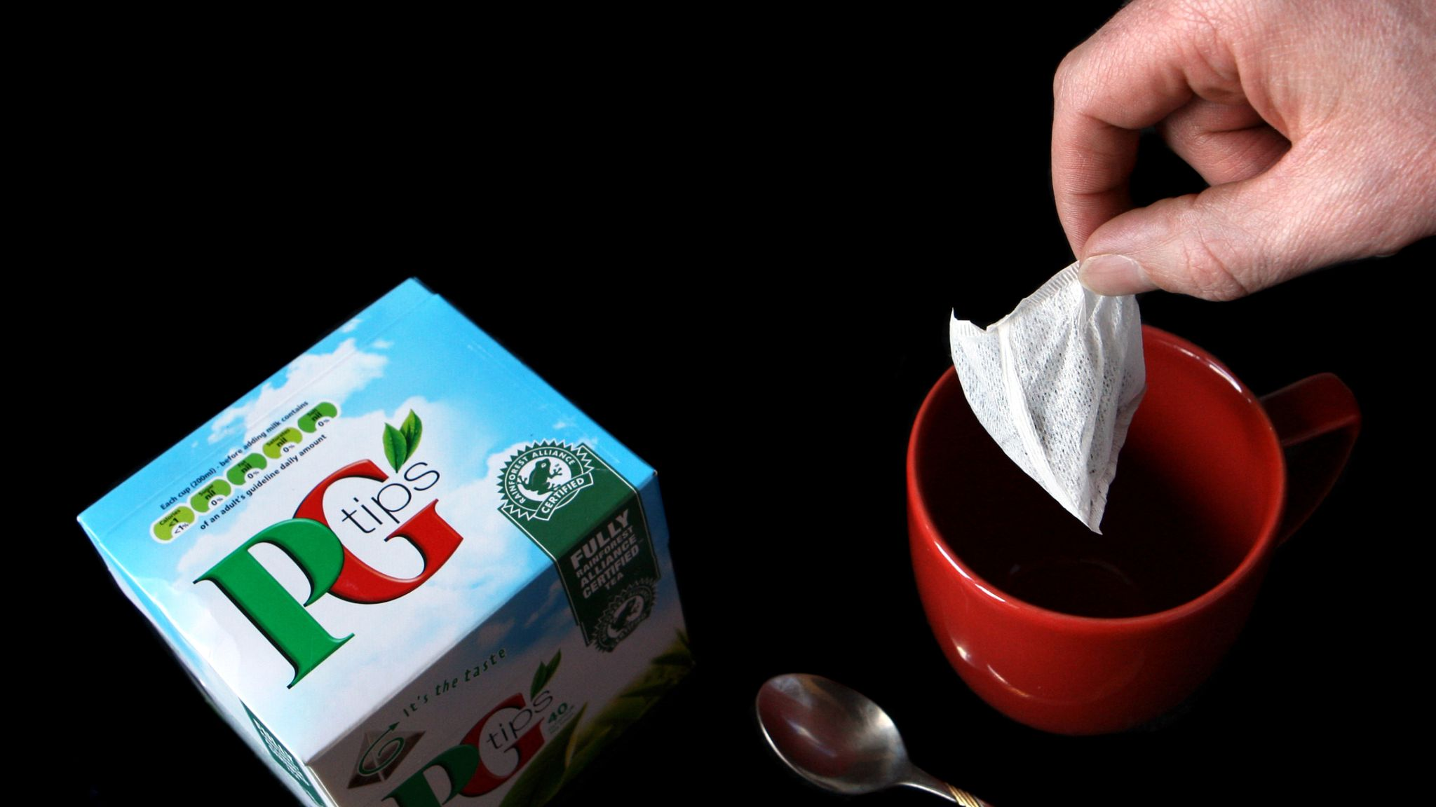 PG Tips could be put up for sale as consumers go cold on the cuppa
