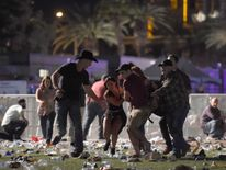 Witness say it was 'chaos' and there are also reports people were trampled