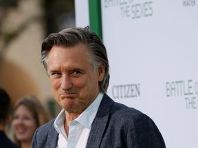 Bill Pullman received an award for acting, but accidentally smashed it in two before his acceptance speech