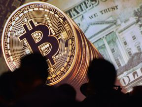 Could Bitcoin take over from paper currencies like the dollar?