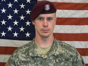 FILE PHOTO: U.S. Army Sergeant Bowe Bergdahl is pictured in this undated handout photo provided by the U.S. Army and received by Reuters on May 31, 2014