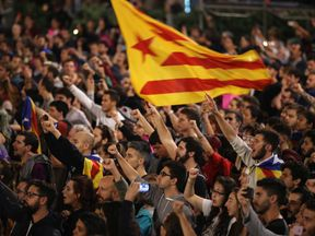 Catalonia's referendum on independence from Spain