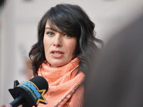 Lena Headey claimed Harvey Weinstein made 'suggestive' remarks when they first met