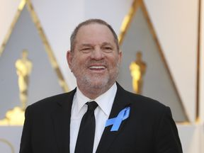 89th Academy Awards - Oscars Red Carpet Arrivals - Hollywood, California, U.S. - 26/02/17 - Harvey Weinstein