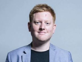 Jared O'Mara made the comments on a music site in 2004