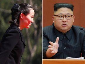 Kim Jong Un has just promoted his 28-year-old sister Kim Yo Jong