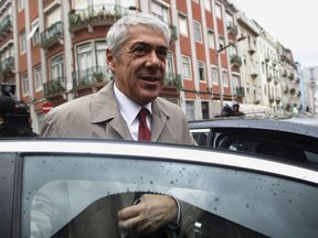 Jose Socrates is accused of receiving millions of euros from a scheme involving Espirito Santo and Portugal Telecom
