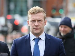 Rugby player Stuart Olding is accused of two counts of rape